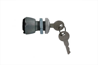 V-Twin 32-0415 - Universal On-Off-On Ignition Key Switch