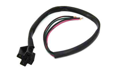 V-Twin 32-0490 - Deutsch Wiring Connector Starter Relay