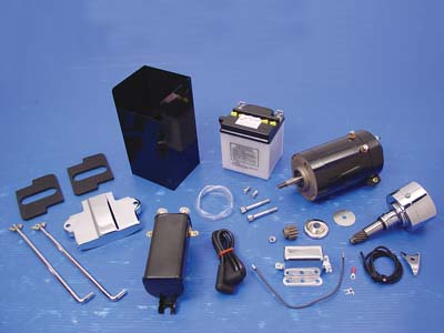 V-Twin 32-0766 - Generator 12 Volt Conversion Kit