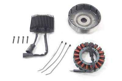 V-Twin 32-0773 - Alternator Charging System Kit 50 Amp