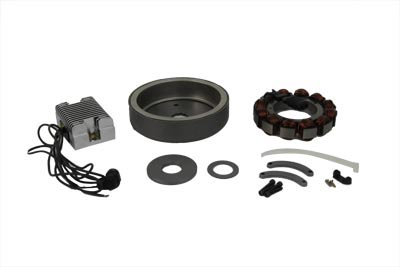 V-Twin 32-0775 - Alternator Charging System Kit 32 Amp