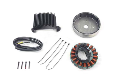V-Twin 32-0835 - Alternator Charging System Kit 50 Amp