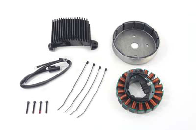 V-Twin 32-0836 - Alternator Charging System Kit 50 Amp