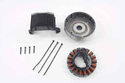 V-Twin 32-0838 - Alternator Charging System Kit 50 Amp