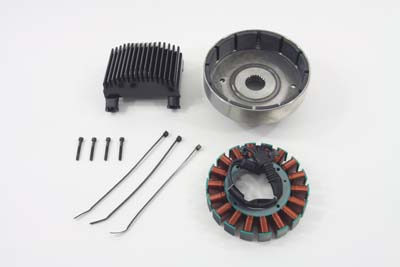 V-Twin 32-0839 - Alternator Charging System Kit 50 Amp