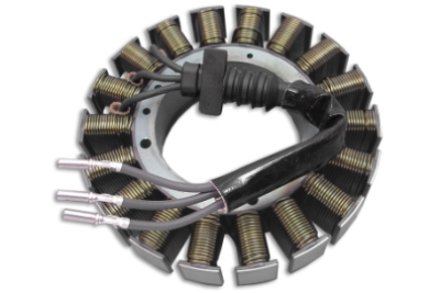 V-Twin 32-0868 - Volt Tech Alternator Stator Unmolded 32 Amp