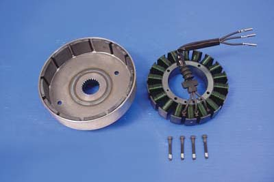 V-Twin 32-0939 - OE Alternator Stator and Rotor Set