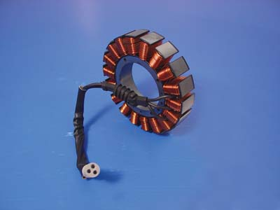 V-Twin 32-0948 - Alternator Stator Unmolded 45 Amp 3 Phase