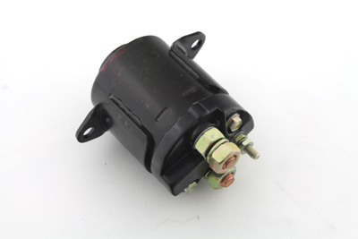 V-Twin 32-1062 - Accel Black 5-Speed Starter Solenoid