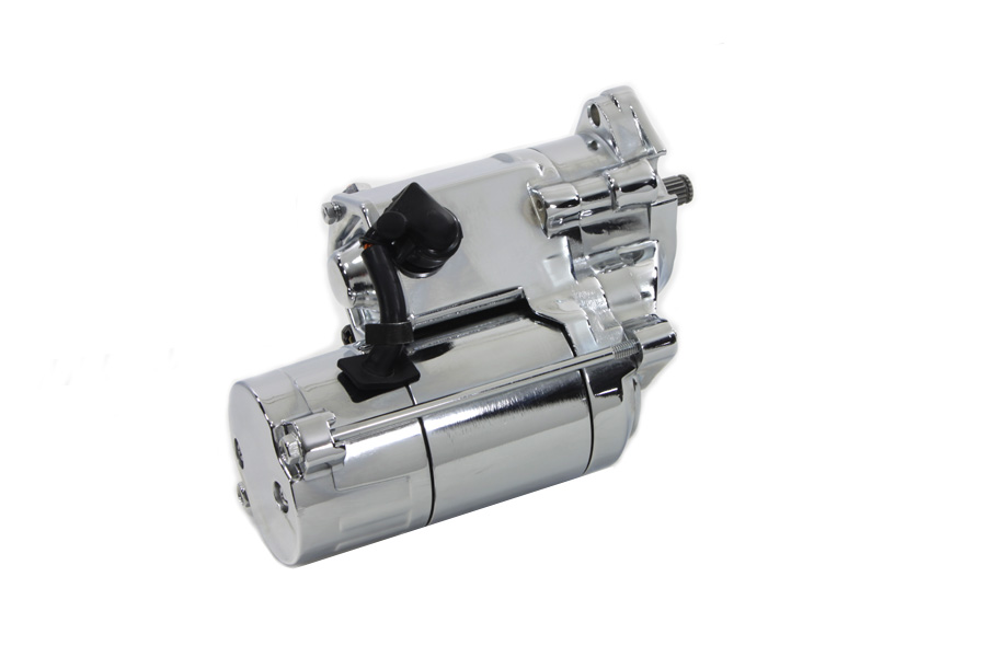 V-Twin 32-1152 - Volt Tech Starter Motor 1.8kW Chrome