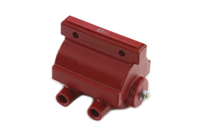 V-Twin 32-1268 - Sifton Red 12 Volt Dual Fire Coil