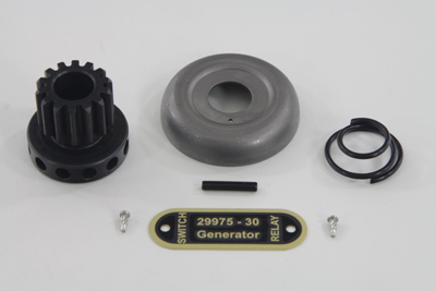 V-Twin 32-1878 - Generator Gear and Brass Tag Kit