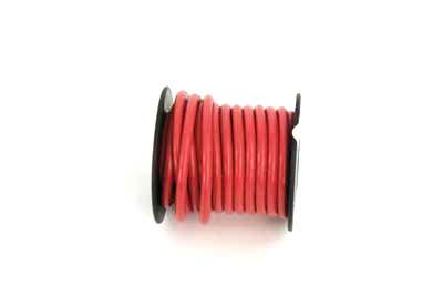 V-Twin 32-2132 - Primary Wire 10 Gauge 10' Roll Red