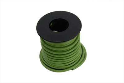 V-Twin 32-2134 - Primary Wire 14 Gauge 25' Roll Green
