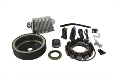 V-Twin 32-8943 - Alternator Charging System Kit 38 Amp