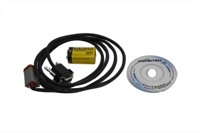 V-Twin 32-9119 - Dyna Ignition Module Programming Software
