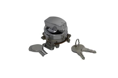 V-Twin 32-9267 - Stainless Steel Electronic Ignition Switch