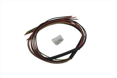 V-Twin 32-9332 - Handlebar Wiring With Turn Signal