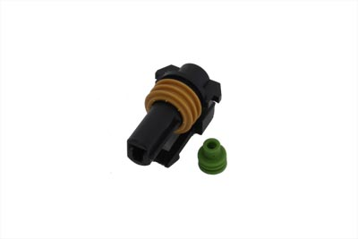 V-Twin 32-9639 - Wire Terminal 1 Wire Female Connector