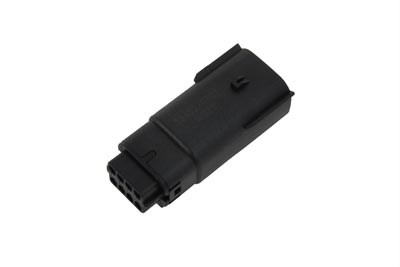 V-Twin 32-9686 - Wire Terminal 8 Position Male Connector