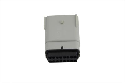 V-Twin 32-9698 - Wire Terminal 3 Position Male Connector