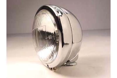 V-Twin 33-0004 - Chrome Spotlamp Assembly H-3