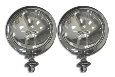 V-Twin 33-0066 - Chrome Spotlamp Assembly