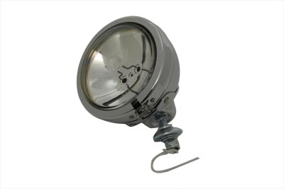 V-Twin 33-0095 - Replica Spotlamp Set Clear Type 12 Volt