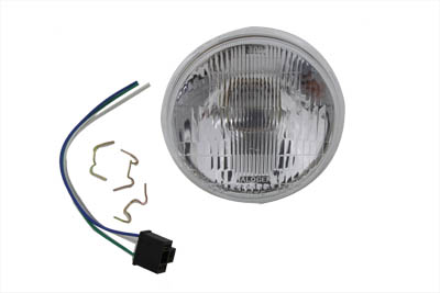"V-Twin 33-0200 - Lamp Replacement Unit for 5-3/4"" Headlamp"