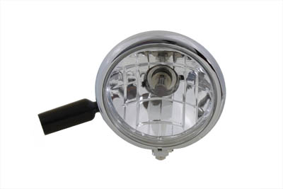 "V-Twin 33-0203 - 5-3/4"" Reflector Lamp Unit Reverse Cup Style"