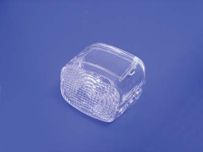 V-Twin 33-0241 - Tail Lamp Lens Stock Clear