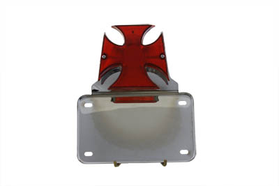 V-Twin 33-0347 - Maltese Side Mount Tail Lamp