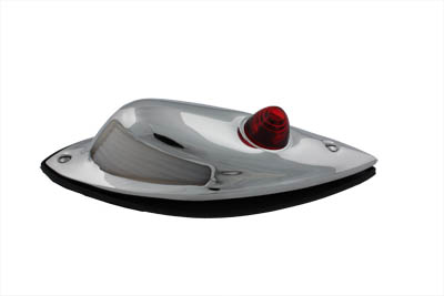 V-Twin 33-0406 - Replica Side Car Fender Lamp Assembly