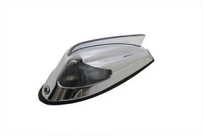 V-Twin 33-0408 - Replica Front Fender Lamp