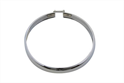 V-Twin 33-0551 - Chrome Spotlamp Trim Ring
