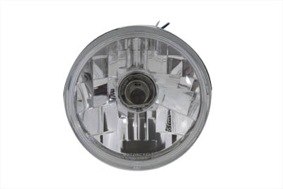 "V-Twin 33-0755 - 5-3/4"" Reflector Headlamp Unit"
