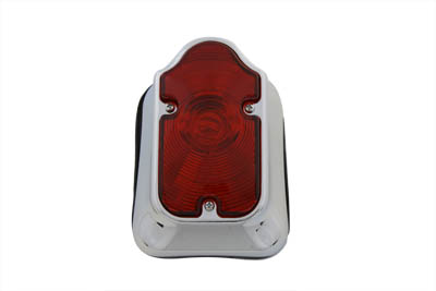 V-Twin 33-0941 - Tail Lamp Assembly without License Plate Window
