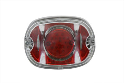V-Twin 33-0990 - Radii Style Tail Lamp Assembly
