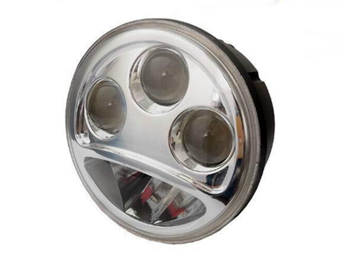 "V-Twin 33-1015 - 5.75"" LED Replacement Headlamp Unit"