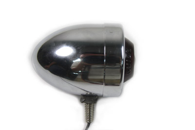 V-Twin 33-1296 - Replica Guide DH-49 Bullet Marker Lamp