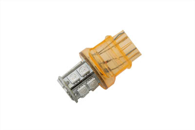 V-Twin 33-1357 - SMD LED Wedge Style Bulb Amber