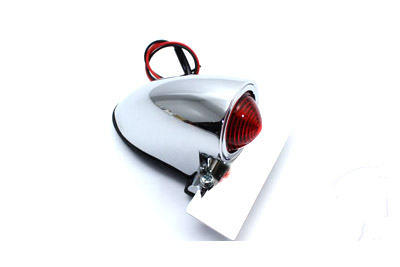 V-Twin 33-2000 - Chrome Sparto Style Tail Lamp