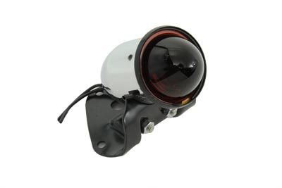 V-Twin 33-2151 - Tail Lamp Kit K Style with Glass Lens