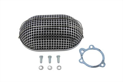 V-Twin 34-0040 - Chrome Air Cleaner