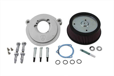 V-Twin 34-0112 - Big Sucker Air Cleaner Kit Stage 1