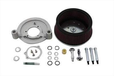 V-Twin 34-0114 - Big Sucker Air Cleaner Kit Stage 2