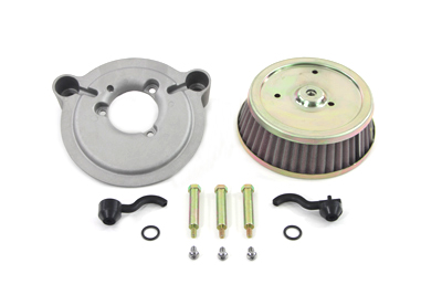 V-Twin 34-0425 - Air Cleaner and Backing Plate