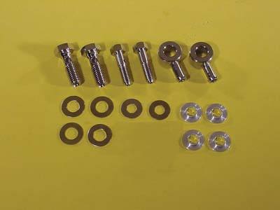 V-Twin 34-0500 - Breather Bolt and Banjo Kit