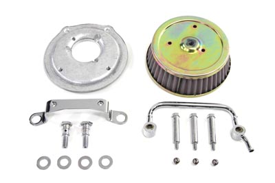 V-Twin 34-0944 - Performance Air Cleaner Kit