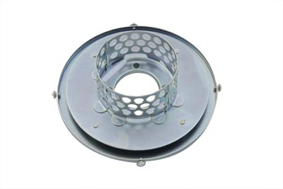 V-Twin 34-1004 - Zinc Air Cleaner Backing Plate